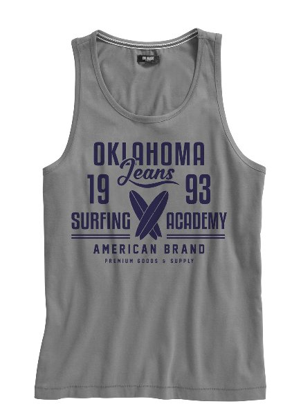 Tanktop Oklahoma
