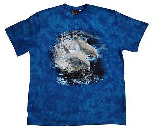 Bushfire Dolphin Jump T-Shirt