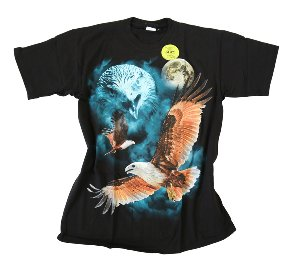 Bushfire Kite Eagle T-Shirt