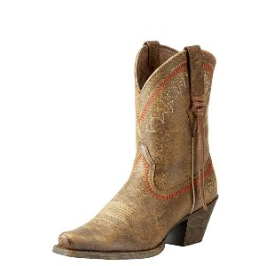 Ariat Boots Round up Aztec