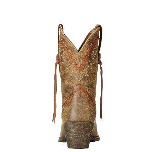 Ariat Boots Round up Aztec