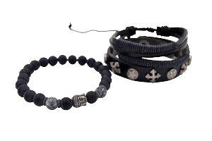 Armbandset Buddha