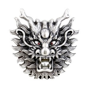 Dragon Face Buckle