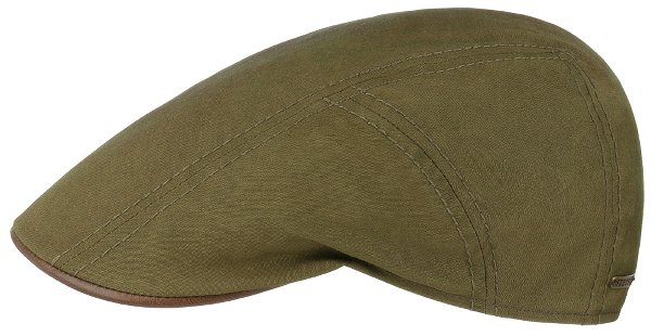 Stetson Cap Ivy Waxed Cotton
