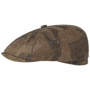 Stetson Hatteras Waxed Cotton Cap