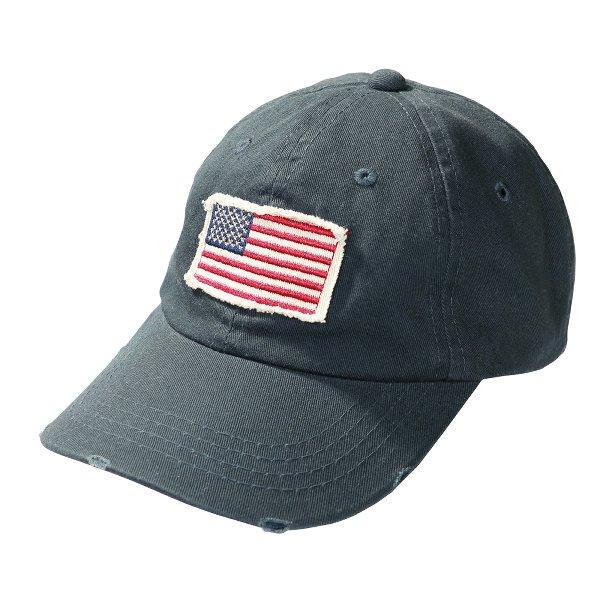 US-Flag Baseballcap