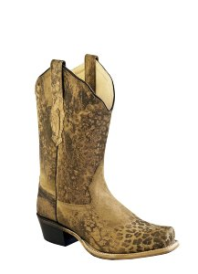 Old West Fedora Damenstiefel