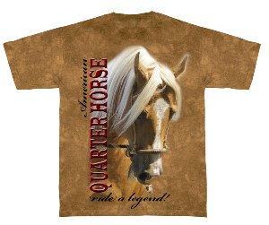 T-Shirt American Quarterhorse