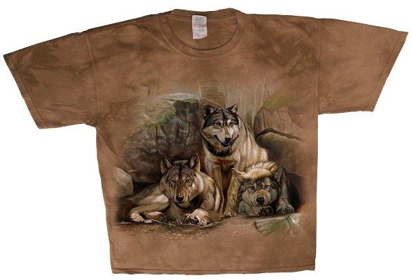 T-Shirt Three Buddies