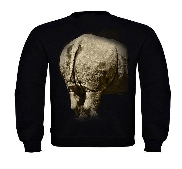 White Rhino Sweatshirt