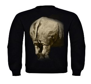 White Rhino Sweatshirt