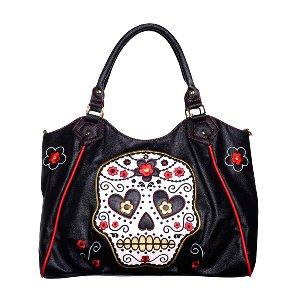 Handtasche Skull