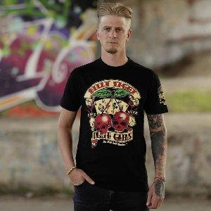 T -Shirt Billy Eight Death Gains Cherrys