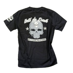 T-Shirt Billy Eight Until Da Death Skull