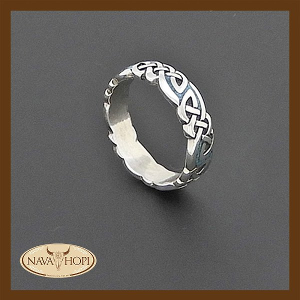 Ring Celtic Turquoise