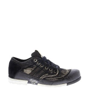 Yellow Cab Canvassneaker Mud M