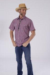 Kurzarmhemd Daniel