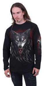 Spiral Legend of the Wolves Longshirt