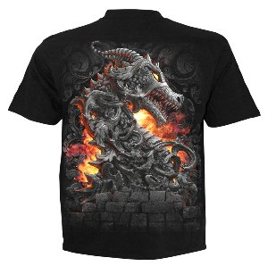 Spiral T-Shirt Keeper of the Fortress