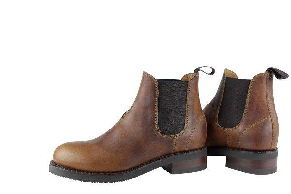 Sendra Boots 14509 Evo Tan Stiefelette