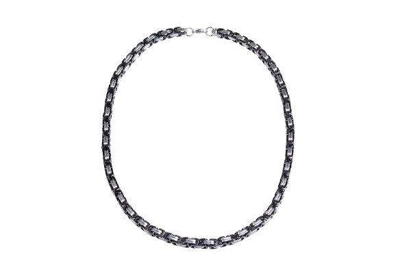Königskette 7mm - 60cm lang