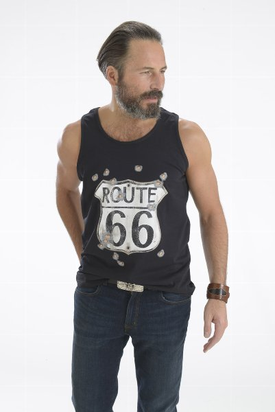 Tank-Top Route 66