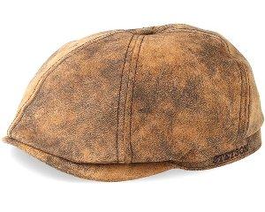Stetson 6-Panel Pigskin Cap