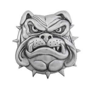 Bulldog Head Buckle
