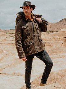 Newman Jacket brown