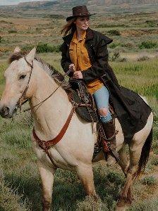 Riding Coat