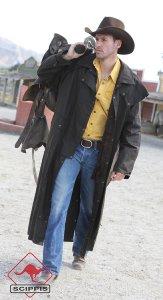 Riding Coat brown