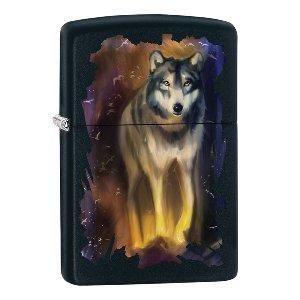 Wolf Zippo