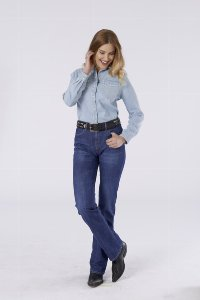 Wrangler Jeansbluse