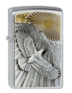 PL ZIPPO 200 EAGLE SUN-FLY EMB