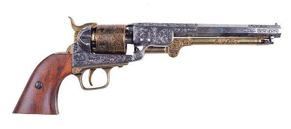 Navy Colt Bürgerkrieg