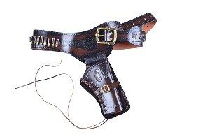 Western Coltgürtel Leder
