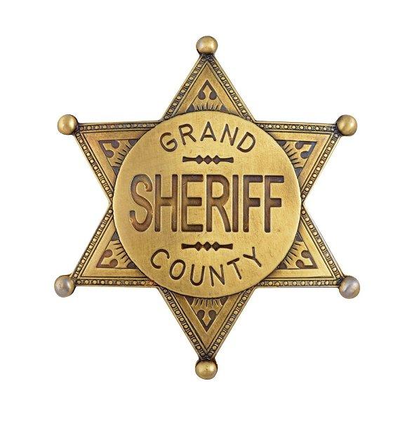 """Sheriff Stern""""Grand County"""""""