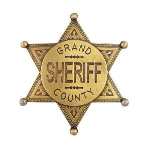 """Sheriff Stern""""Grand County"""""""