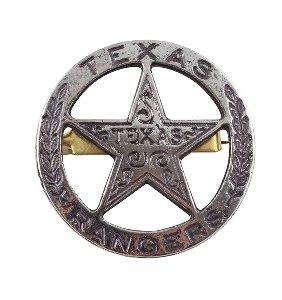 Texasranger-Stern grau