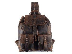 Classic Rucksack mit 3 Magnetverschlüssen