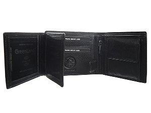 Black Nappa Kombibörse quer RFID