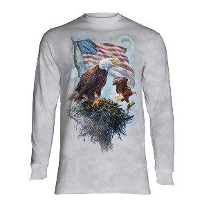 American Eagle Flag Adult
