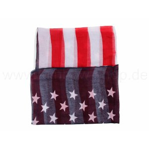 Loop Schal USA Flagge