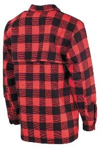 Lumberjack Alaska red