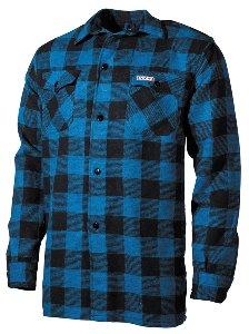 Lumberjack Alaska blue