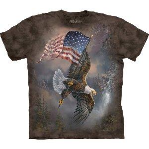 Flag Bearing Eagle Adult