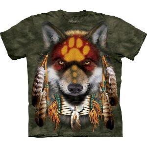 Native Wolf Spirit Adult