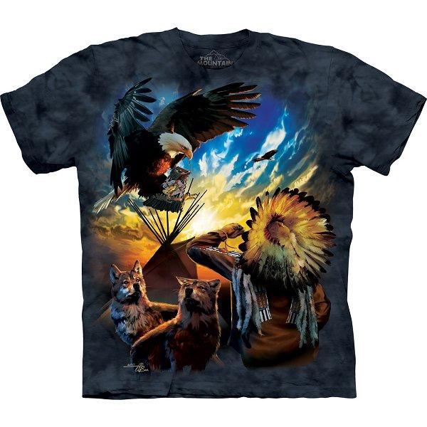 Eagle Prayer Adult