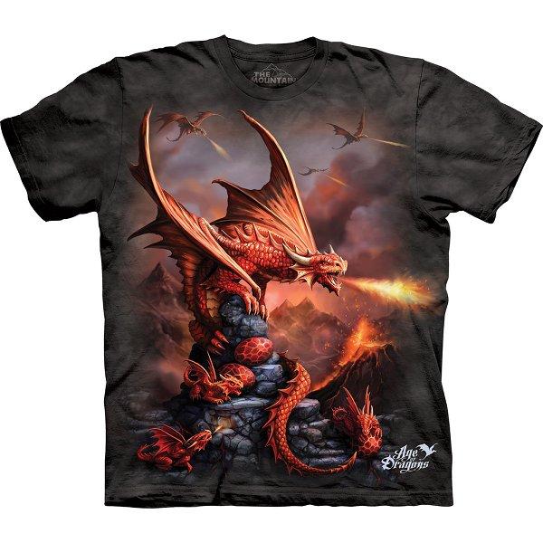 Fire Dragon Adult