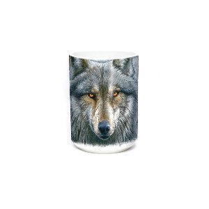 Warrior Wolf 15oz Animal